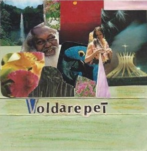Portada del cassette de Voldarepet en vivo en la ENEP